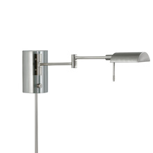 Sonneman 7030.13 - One Light Nickel Wall Light