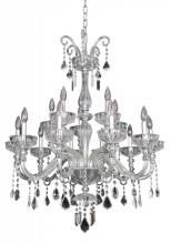 Kalco Allegri 026053-010-FR001 - Clovio 15 Light Chandelier