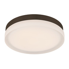 WAC US FM-4109-27-BZ - SLICE 9IN ROUND FLUSH MOUNT 2700K