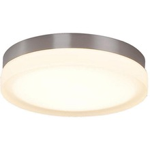 WAC US FM-4109-30-BN - SLICE 9IN ROUND FLUSH MOUNT 3000K