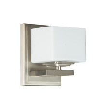 Craftmade 13306BNK1 - Encanto 1 Light Wall Sconce in Brushed Nickel