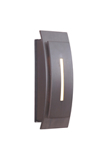 Craftmade TB1020-AI - Contemporary Curved Lighted Touch Button