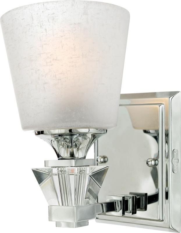 Valley Light Gallery in Scottsdale, Arizona, United States, Quoizel DX8601C, Deluxe Bath Light, Deluxe