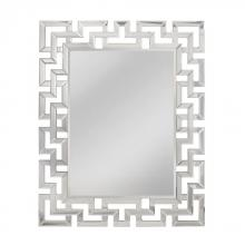 Mirror Masters (Yellow) MG5472-0001 - Hoxley Greek Key Mirror