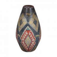 Guild Masters (Stocking) 203504 - Terra Cotta Oval Vase