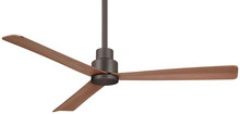 "Minka-Aire F787-ORB - Simple 52"" - Oil Rubbed Bronze"