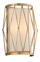 Troy B4862 - CALLIOPE 2LT WALL SCONCE