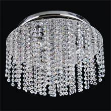 Glow Lighting 566AC4LSP-7C - Crystal Rain Ceiling Close-Up