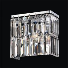 Glow Lighting 600LW7/7SP-3C - Reflections Wall Sconce