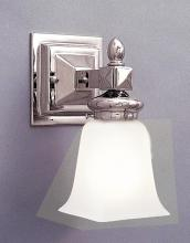 Hudson Valley 2821-SN - 1 Light Bath Bracket