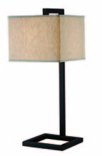 Kenroy Home 21079ORB - 4 Square Table Lamp - ORB
