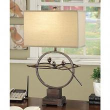 Crestview Collection CVAER070 - Crestview Collection Sutton Table Lamp