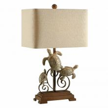 Crestview Collection CVAVP151 - Crestview Collection Turtle Bay Table Lamp