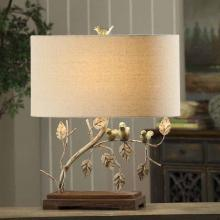 Crestview Collection CVAER568 - Crestview Collection Ella Table Lamp