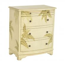 Crestview Collection CVFZR1318 - Crestview Collection Palm Coast 3 Drawer Chest