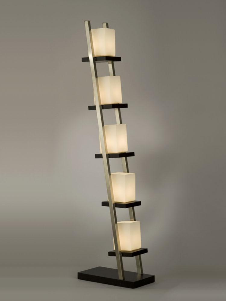 Escalier Contemporary Floor Lamp